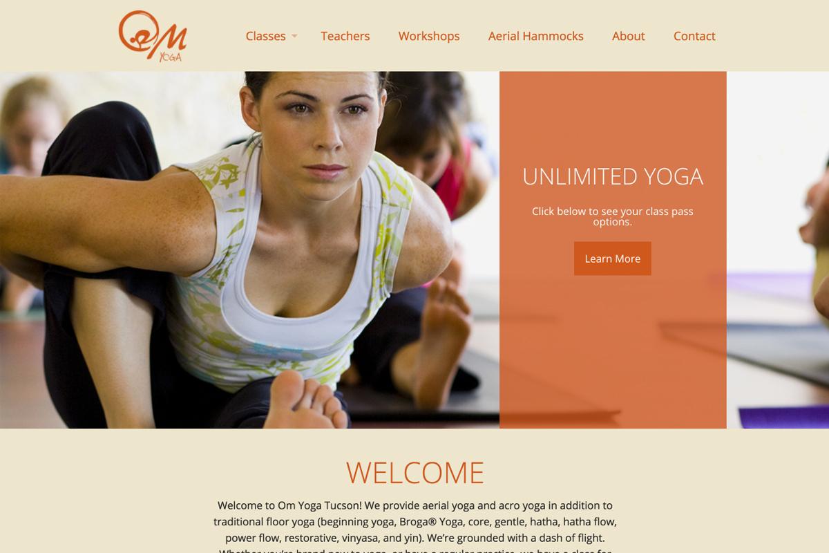 Om Yoga Tucson